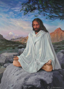 He who was called Jesus was a meditation master of the highest order.